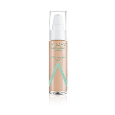 Base Almay Clear Complexion Sand