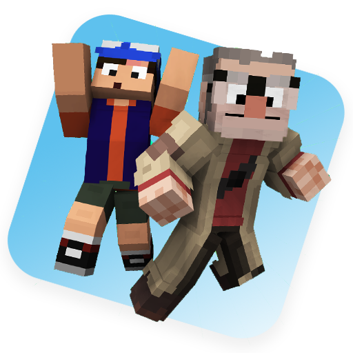 Skins Gravity Falls for Minecraft