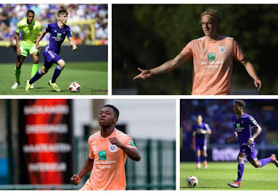 Saelemaekers, Bornauw, Amuzu en Delcroix mogelijk samen in de basis bij Anderlecht
