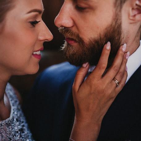 Wedding photographer Marcin Przybylski (MarcinPrzybylsk). Photo of 30.01.2018