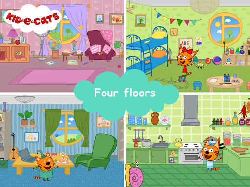 Kid-E-Cats Playhouse filehippodl screenshot 11