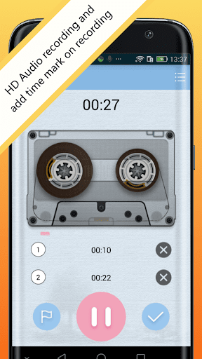 Voice Recorder for reporter 1.2 1