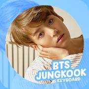 BTS Jungkook Keyboard KPOP