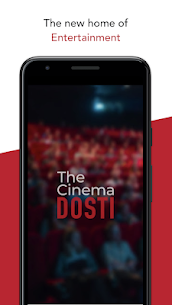(18+) The Cinema Dosti (MOD, Subscribed) v1.31 1