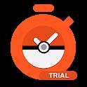 PokeTimer for Pokémon GO:Trial