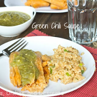Tamales With Green Chili Sauce #sundaysupper.