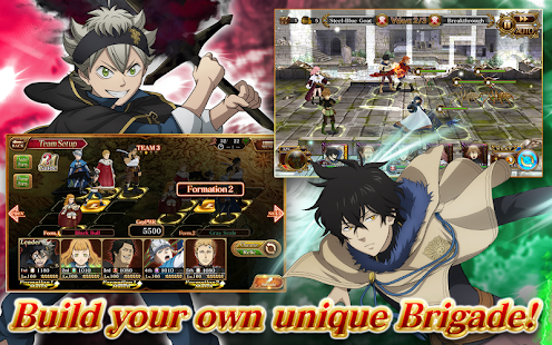 Black Clover Phantom Knights Screenshot
