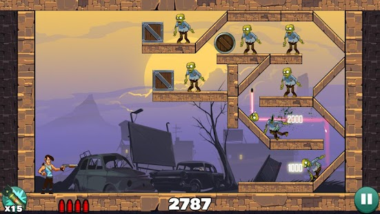 Stupid Zombies Screenshot