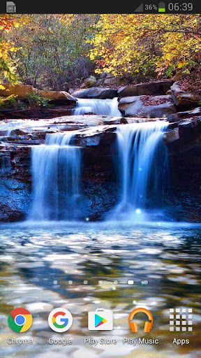 Waterfall Live Wallpaper  screenshots 6