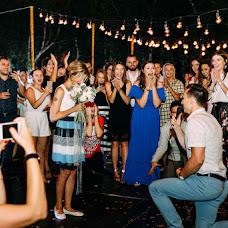 Wedding photographer Maksim Kryuk (konovalenkohook). Photo of 06.11.2017