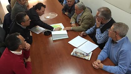 Reunión en Motril de regantes almerienses y granadinos