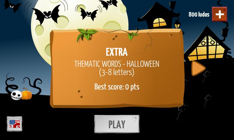 Hangman Deluxe Premium- screenshot