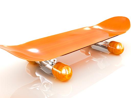 滑板遊戲:豪華