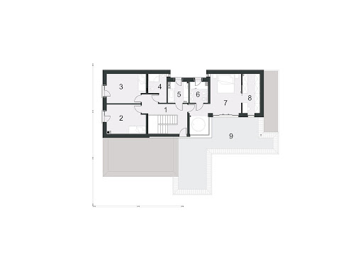 Ambitny D1 - Rzut piętra