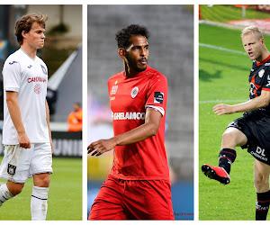 Piepjong Waasland-Beveren en Anderlecht, grijze Zebra's en letterlijk de Great 'Old': de 18 Belgische eersteklassers van jong naar oud