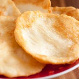 Cherokee Fry Bread.