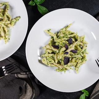 Trofie Al Pesto Recipe