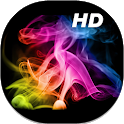 Fire & Ice Live Wallpapers HQ icon