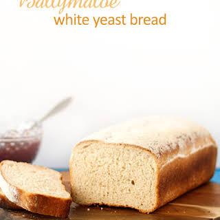 Ballymaloe White Yeast Bread.