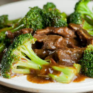 Slow Cooker Beef with Broccoli.