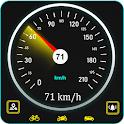 Gps Speedometer: Digital Speed Analyzer & Maps icon
