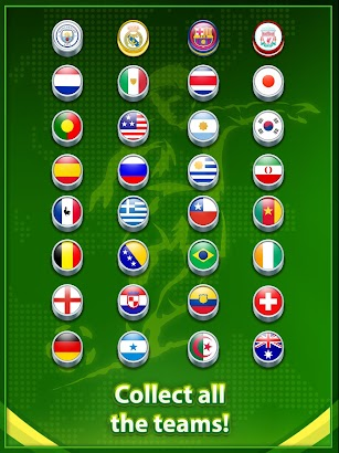 Soccer Stars screenshot for Android