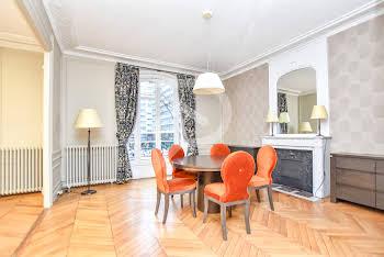 Appartement meublé 4 pièces 114,97 m2