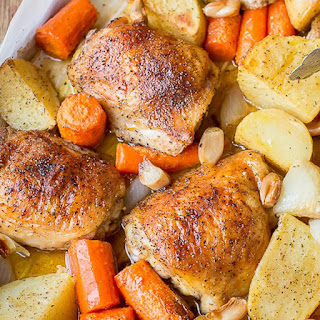 One Pot Chicken Potatoes Recipes