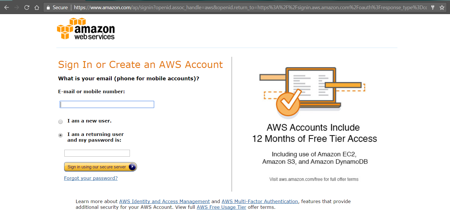 Amazon Cloud Setup : Amazon Web Services [AWS] 30