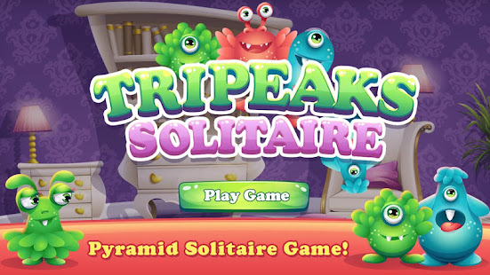 TriPeaks Solitaire Monster