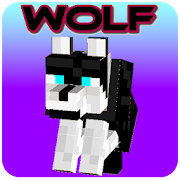 Skin Wolf for MCPE icon