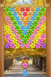 Flowers Bubble Shooter - náhled