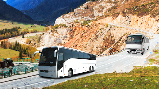 Tourist Coach Bus Simulator - Bus Driving Game 1.0.1 screenshots 2