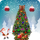 圣诞节比赛-圣诞树装饰 icon