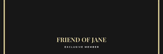 [TEST] Friend of Jane Popup