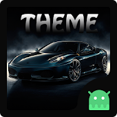 Black Ferrari Theme