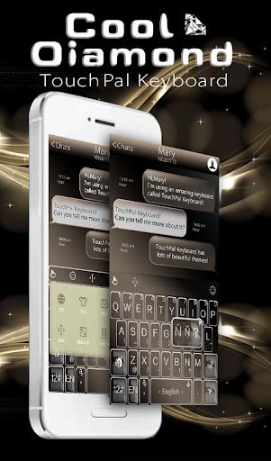 TouchPal Cool Diamond Theme