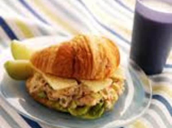 Chicken Salad Sandwich With Havarti Cheese Recipe