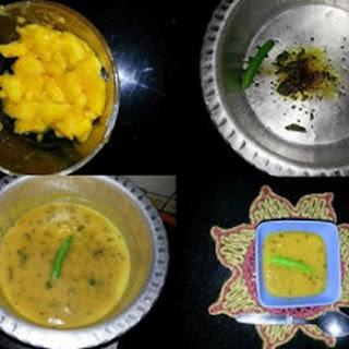 Mango Raita (Aambyacha Raita)