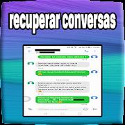recuperar conversas apagadas : mensagen && sms