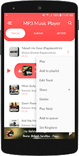 MP3 Music Player App : Best Android Audio Player App Download For Android 2