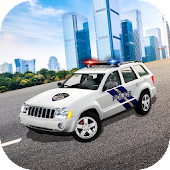 Police Car Duty Training 3D