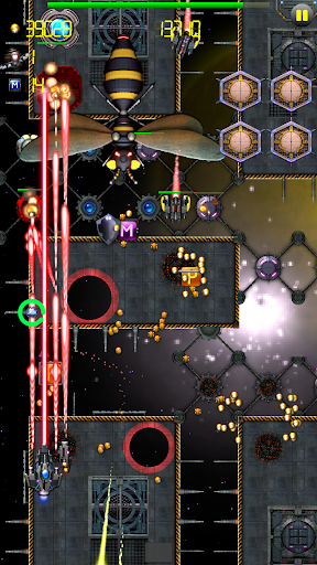 Galaxy Patrol - Space Shooter apkpoly screenshots 1