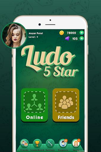 Ludo Game : Ludo Five Star 1.1 screenshots 1