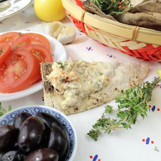 Lemon & Thyme Baba Ghanoush Recipe