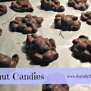 Peanut Cluster Candies