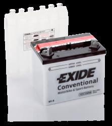 Batteri Exide 12V 24Ah U1-9