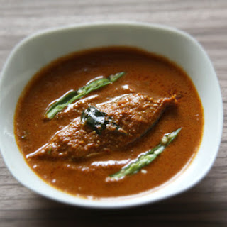 Goan Fish Curry.