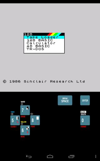 USP - ZX Spectrum Emulator apkmind screenshots 12
