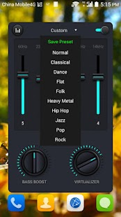Music Volume Equalizer Pro Screenshot